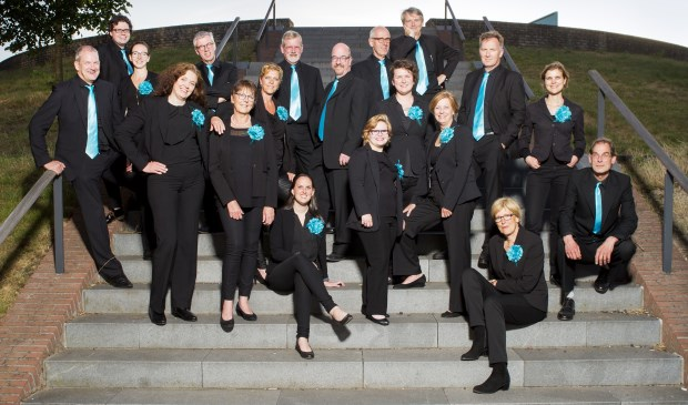 Helmonds Vocaal Ensemble trapt zondaf 21 januari het jubileumjaar af,