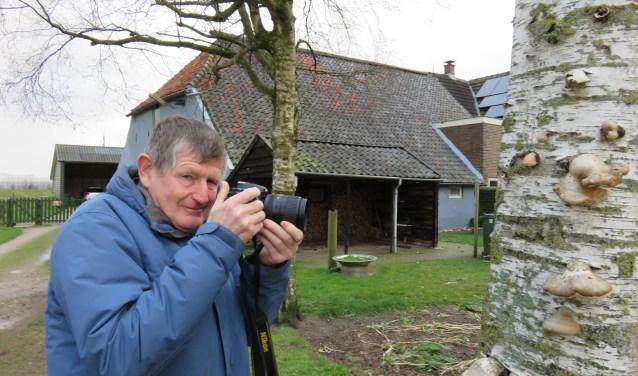 Jan van Eck trotseert weer en wind om vijf dagen per week in en rond Bennekom mooie, opvallende en leuke plaatjes te schieten met een verhaaltje. Hij is te volgen op www.instagram.com/oudbennekom.
