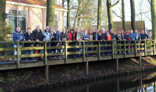 Lokaal Dinkelland biedt de kiezer 27 kandidaten voor de gemeenteraad.