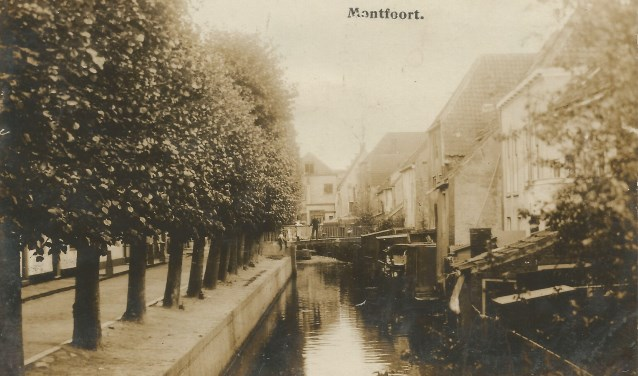 Vroeger was er een echte haven aan de Havenstraat