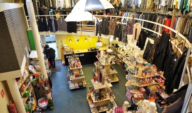 De Vincentiuswinkel aan de Grotestraat 138A in Drunen.