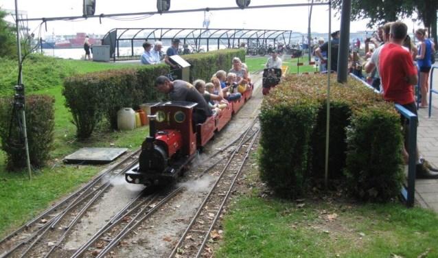 Het rijseizoen in 2019 start weer op de tweede zaterdag in april. Meer info op  www.stormpolderrail.nl.
