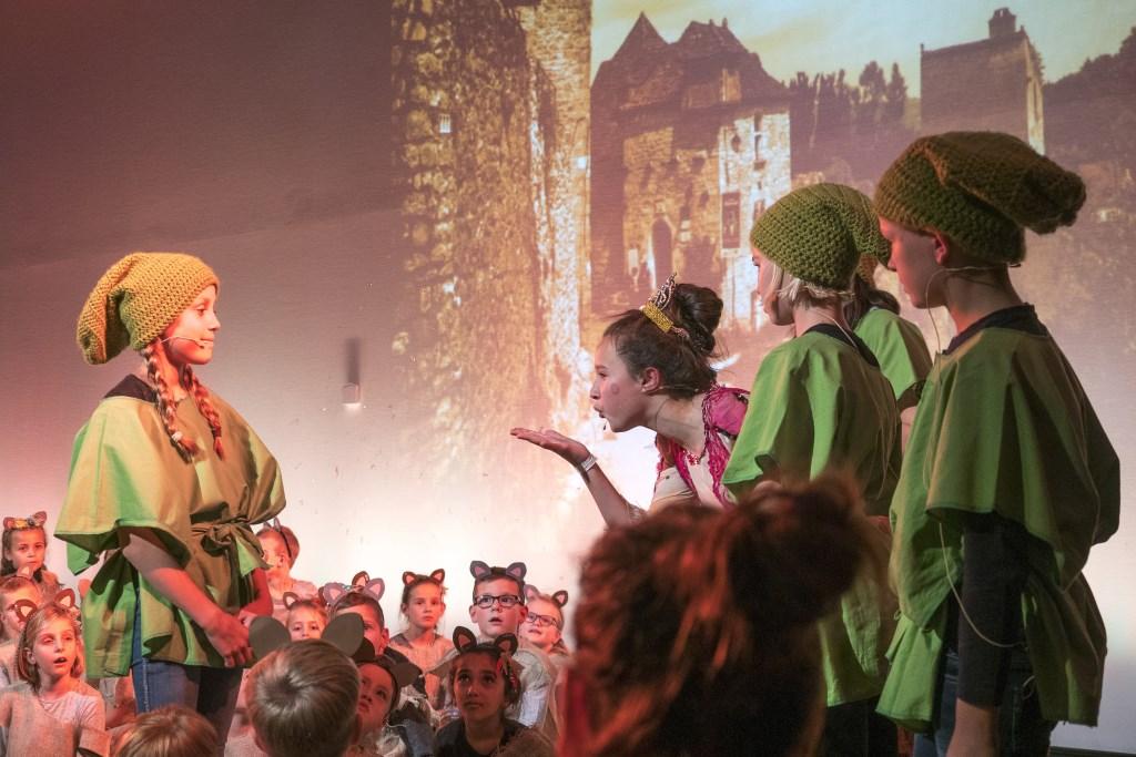 Scène uit Snowwhite and her dwarfs Foto: Christi Wijnen © Persgroep