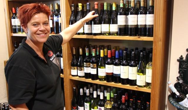 Slijterij De Toog doet mee aan de Wijnroute Beuningen. FOTO: Jan Hermens