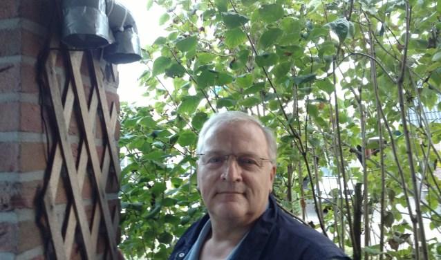 Martin Lentink verwacht veel van de nieuwe fijnstofmeters.