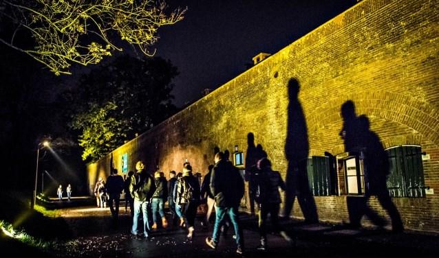 Er worden allerlei activiteiten gehouden tijdens de Nacht van de Nacht. Foto: Mel Boas