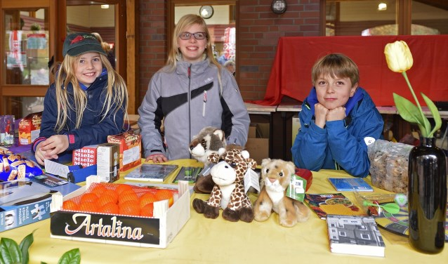 Leuk voor jong en oud is de open dag van Tierpark Nordhorn, op 4 november. Foto: Franz Frieling