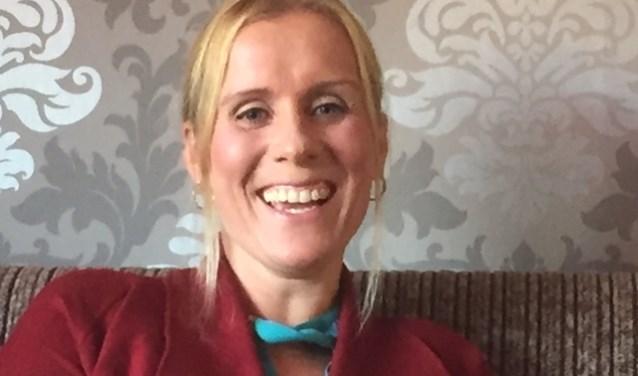 Voor Saskia van Egmond is het essentieel om de deur uit te gaan, onder de mensen te zijn. Vrijwilligerswerk helpt haar daar bij.