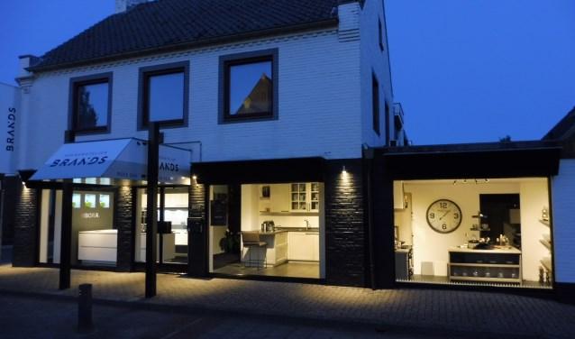 Keukenatelier Brands is op zaterdag 13 oktober het middelpunt van Milsbeek.