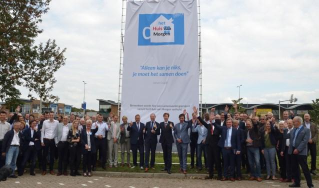 Dime Hub, zonne-energie uit asfalt in de race voor titel beste publiek-private samenwerking. Foto: PR
