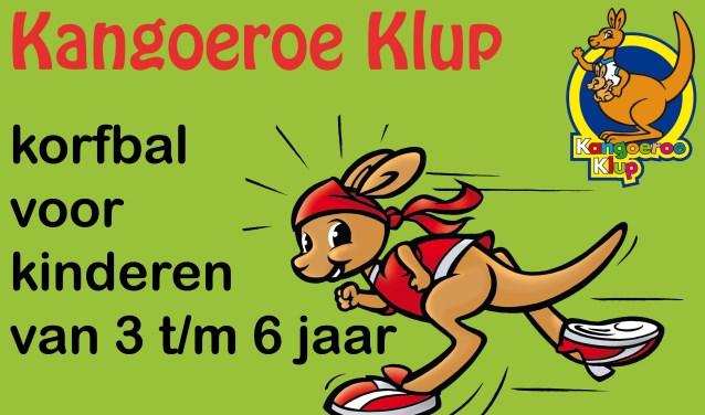 Logo van de Kangoeroe Klup