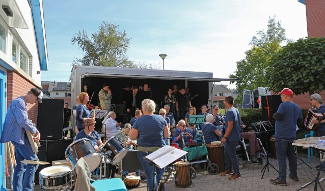 Muziekfestival Lingebolder. Foto: Peter van Meurs