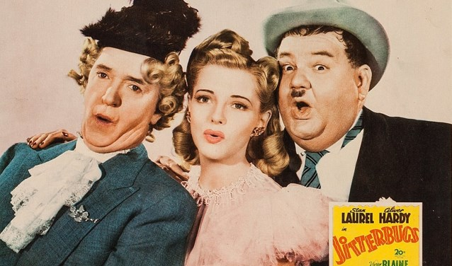 Lobbycard Jitterbugs (1943)