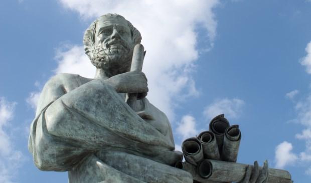 Socrates, vader van de westerse filosofie.