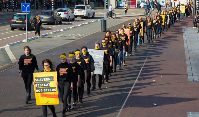Walk for Freedom Doetinchem 2017. (foto: Evert-Jan van den Berg)