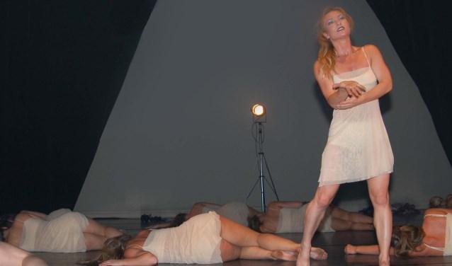 Het Zeeuws Dansfestival staat 28 oktober in 't Beest. FOTO: PR STICHTING DANSZ