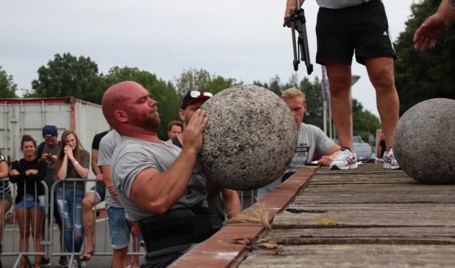 Jeffrey Laterveer gaat zich op 10 november testen met de Sterkste mannen van Nederland tot 105 kg.