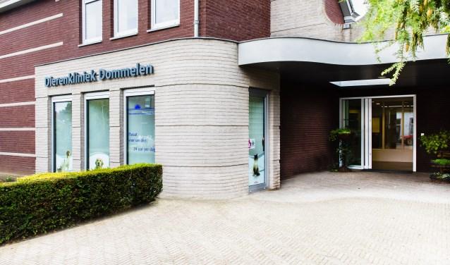 De kliniek is te vinden aan deKerkakkerstraat 11 in Dommelen.