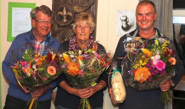 Frans, Grietje en Hugo hebben hun taken overgedragen, maar nieuwe vrijwilligers zijn altijd welkom vanwege het groeiende aantal leden namelijk. Kom eens langs in de Zandbergen of kijk op teylersgroep.nl/leiding.
