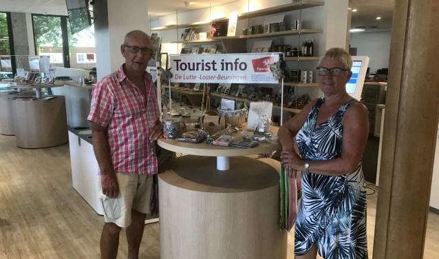 De heer en mevrouw Oudijk uit Zevenhuizen komen graag naar onze gemeente.