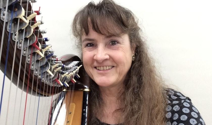 Tanja Tienpont zal korte stukjes sfeervolle muziek brengen (Foto: PR)