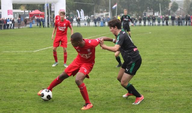Jonge spelers worden aantoonbaar beter van deelname aan het Herfsttoernooi bij De Tubanters.