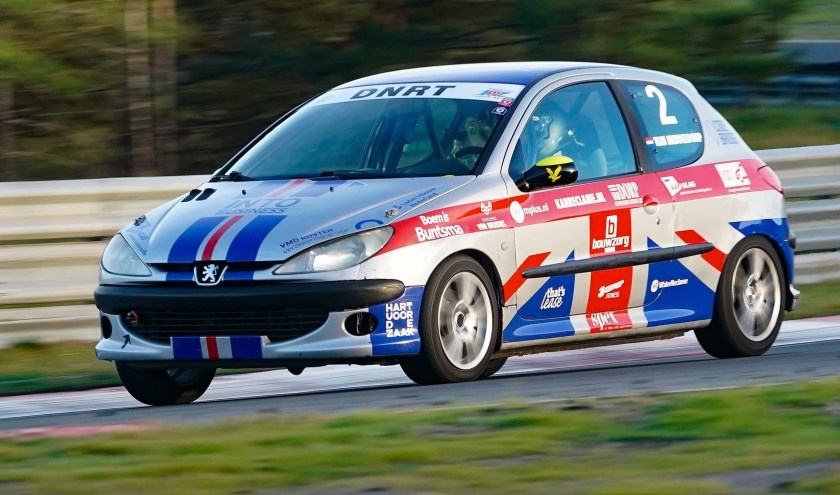 De volgende race en tevens laatste van dit seizoen is op 8 november op Circuit Zolder in België. FOTO: Thomas Bakker