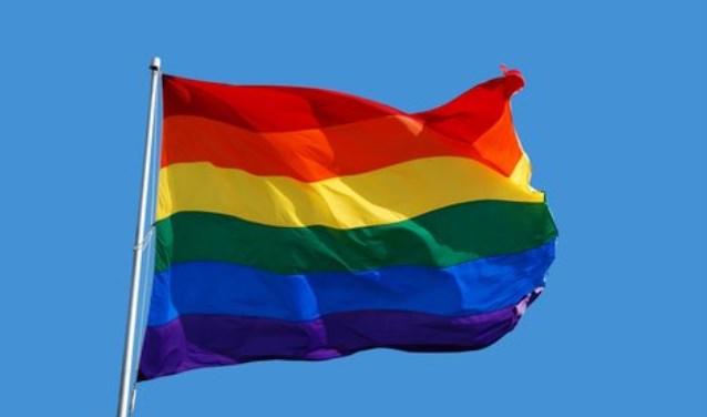 Heeft u de regenboogvlaggen al zien hangen? Elk jaar, op 11 oktober wordt er Coming Out Day gevierd.