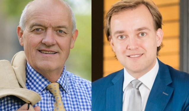 Frits Markus en Lennart van der Linden zijn te beluisteren in Gemeenteloket (Foto: PR)