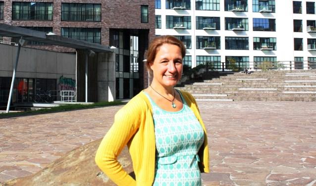 Het winnen van de Prijs voor Eindhovens Schrijftalent gaf Sandra Bernart vertrouwen in haar schrijven.