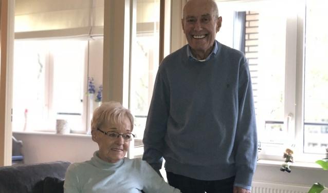 Jan Vereijken en zijn vrouw Clasien.