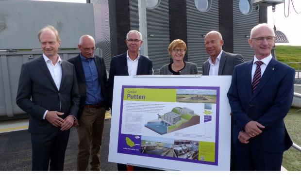 Opening Gemaal Putten Waterschap Hollandse Delta - Spijkenisse