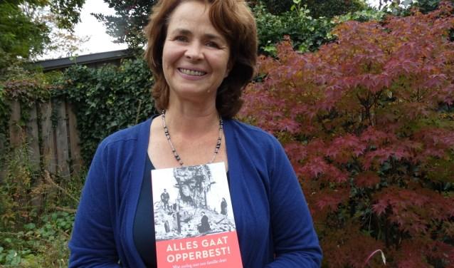 Tien jaar werkte Inge De Bruyne aan haar boek (Foto: Adriënne Nijssen)