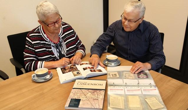 Onlangs bracht de kring het boek 'Minse van Langenbom, deel 1, De Spie, uit.  (foto: Marco van den Broek)