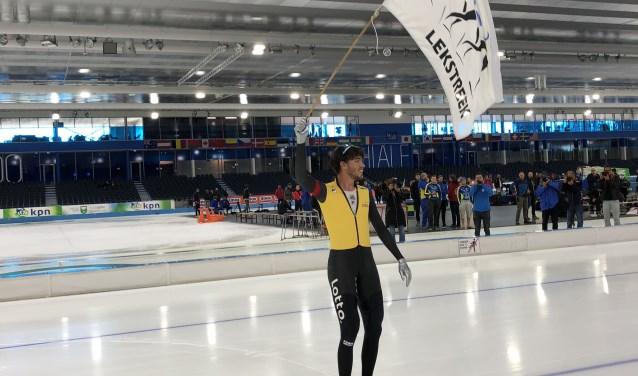 Lekstreek kampioen van Nederland. Ook wereldkampioen Patrick Roest heeft er weer een titel bij!