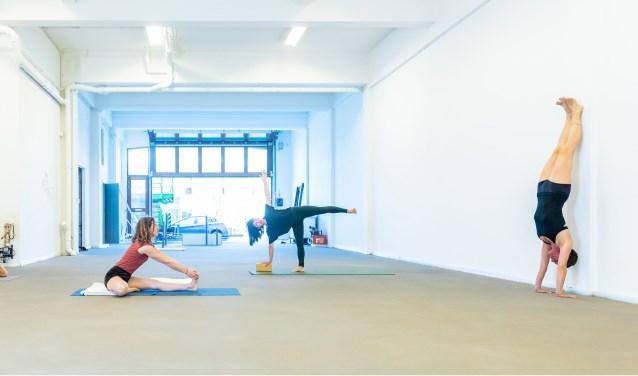 Alle yoga docenten van Coolhaven