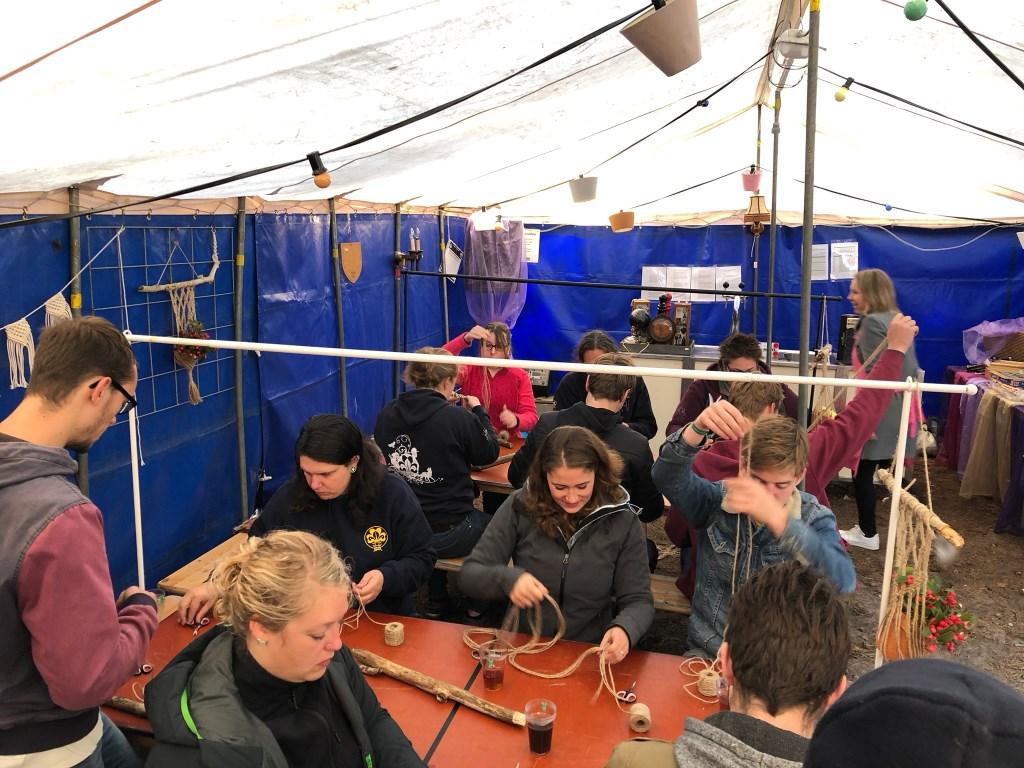 workshop Foto: n.v.t. © Persgroep