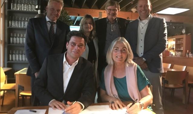 p dinsdag 9 oktober 2018 hebben de gemeente Boxtel en Noble Environmental Technologies  een overeenkomst getekend voor een samenwerking op het GreenTech Park Brabant in Boxtel.