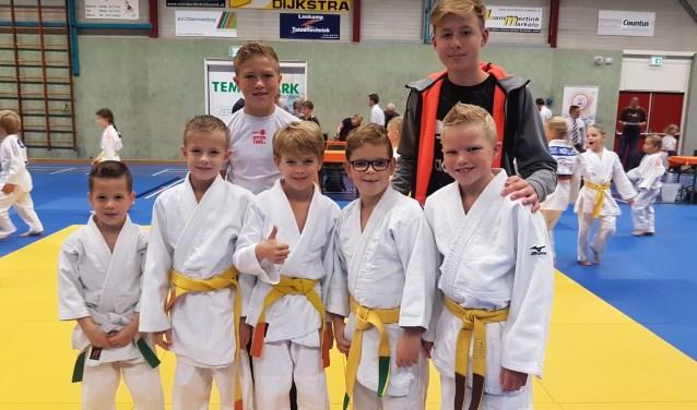 En alweer werden er prima prestaties geleverd door de leden van Judo Losser.
