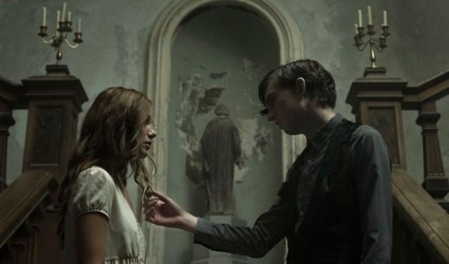 Op het programma staan vier huiveringwekkende nieuwe horrorfilms.