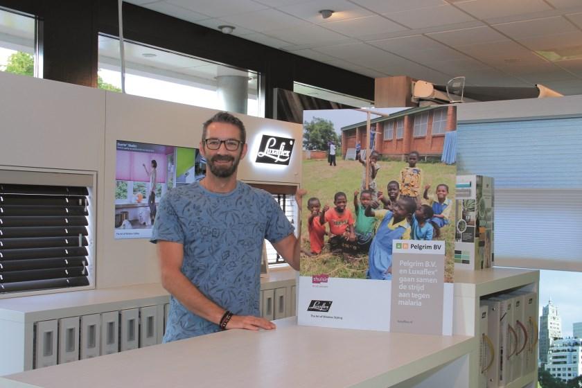 """David Tiemessen: """"Bij een ziekenhuis in Malawi moet je je geen ziekenhuis voorstellen zoals wij dat kennen."""""""