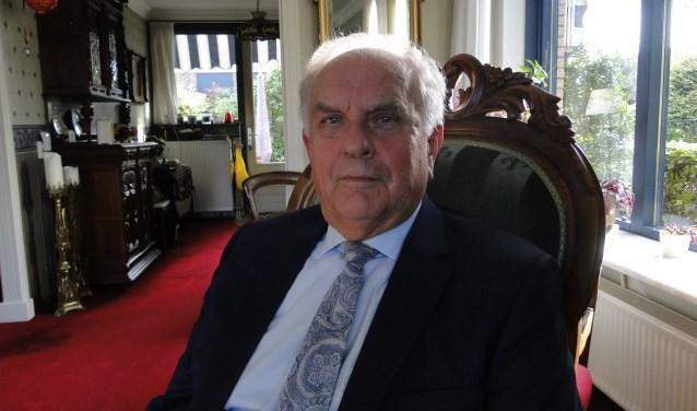 Ds. W. Gorissen heeft afscheid genomen als ouderenpastor van Nieuw Avondrust