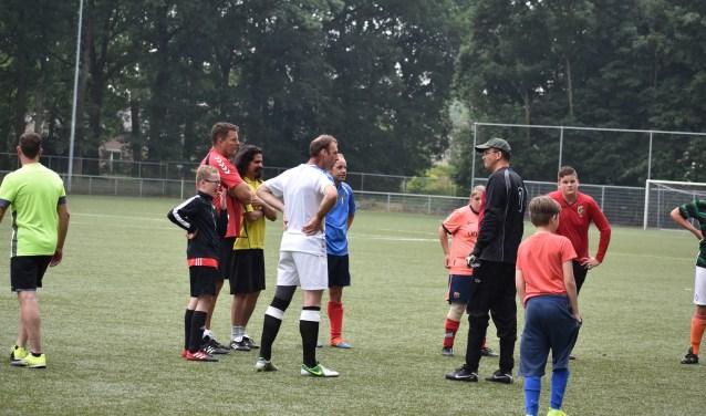 Training jeugd en senioren