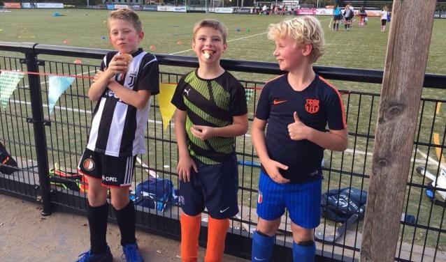Het was een zeer geslaagde middag volgens de Alblasserdamse club. (Foto: Privé)