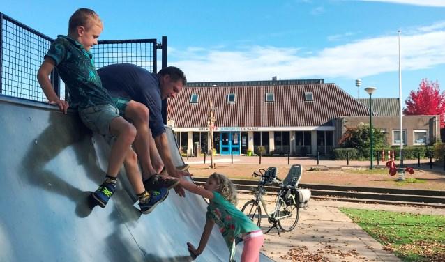 Tot groot genoegen van heel Linschoten heeft Stichting Linschoten Belang het voor elkaar: De Vaartkomt weer beschikbaar voor plaatselijke activiteiten. (Foto: Janneke Severs-Hilgeman)