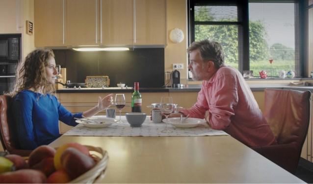 Scène uit 'Grip op 't gesprek'
