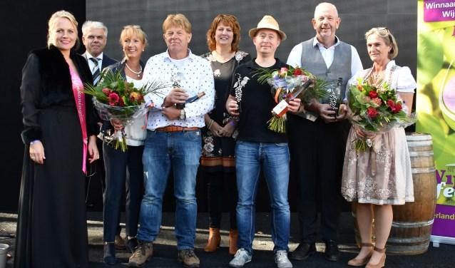 Domaine Alsace uit Capelle aan den IJssel heeft het Concours du Vin gewonnen.