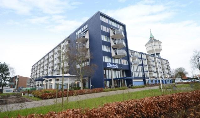 Zaterdag 13 oktober van 10.30 uur tot 15.00 uur is het open dag bij Serviceflat De Schakel en De Horst en kunnen bezoekers zelf ervaren hoe het wonen in een serviceflat is. FOTO: PR