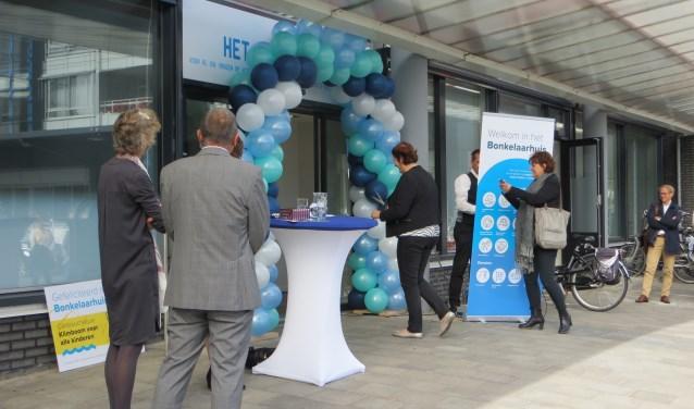 Het Bonkelaarhuis werd vorige week officieel geopend. (Foto: Yvonne Vogel)