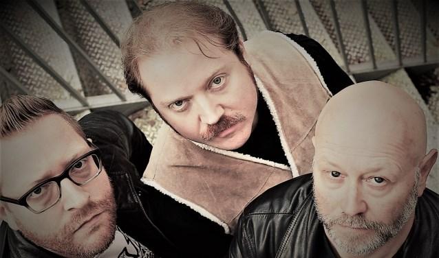 Het Belgische trio Fire Proof treedt vrijdag 12 oktober op in de Speeltuin. FOTO: PR